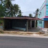 BRI KARIMUN - Sebidang tanah dengan total luas 352 m2 berikut bangunan di Jl. Lubuk Semut RT. 002 RW. 002 Lubuk Semut Karimun