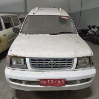 Pemda Ende Mobil 3: Station Wagon Toyota / KF60/Standard di Kabupaten Ende
