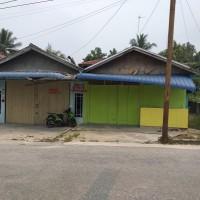 BRI KARIMUN - Sebidang tanah dengan total luas 616 m2 berikut bangunan di jalan Letjend Suprapto, Pangke, Meral Barat Karimun