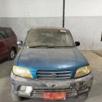 Mobil Pemda Ende 1: Station Wagon Daihatsu / F520RV Taruna FX 1 6 di Kabupaten Ende