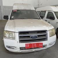 Pemda Ende Mobil 4: Station Wagon Ford / Ranger.Single Cab 25L di Kabupaten Ende