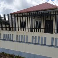 BPD: 5 bidang tanah luas keseluruhan 3.383 m2 & bangunan diatasnya, dijual dalam 1paket, di Jl. Nusa Indah No. 9, Karang Anyar, Tarakan