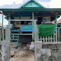 Sebidang tanah luas 146 m2 berikut bangunan diatasnya SHM No.1272 terletak di Kel.Simpasai, Kec.Woja, Kab.Dompu, Prov.NTB