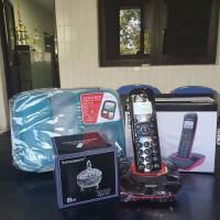 Lelang Sukarela : 1 (satu) Paket Peralatan Rumah Tangga terdiri dari Cordless Phone dan Lunch Box di Kota Gorontalo