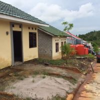 2. BRISyariah Balikpapan : tanah dan bangunan, SHGB No. 06015, luas tanah 120 m2, Kel. Manggar, Kota Balikpapan