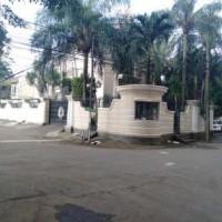 BANK PANIN (LELANG II) : 2 T/B LT. 994 m2 di Jl. Simprug Garden Blok W No.7-8, Grogol Selatan, Kebayoran Lama, Jakarta Selatan