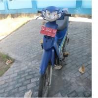 MOTOR SUZUKI FD 125 XSD (SHOGUN) 125 CC tahun 2004 Nopol EA 2642 HH