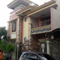 2 bidang tanah dijual sepaket, SHM No 4867 & 4863 luas 207 & 112 m² & bangunan di Sempaja Selatan, Samarinda Utara, Smrd