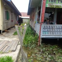 PNM SMD (05/11) Tanah seluas  210 M2, berikut bangunan dan segala yang berdiri diatasnya, SHM No.01848 di Kel.Mesjid, Samarinda Seberang