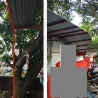 Balmonfrek Semarang : 1 (satu) paket BMN berupa Bangunan Gedung Kantor untuk di bongkar dalam kondisi rusak berat dan apa adanya