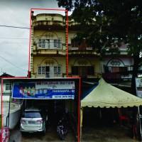1 bidang tanah dengan total luas 187 m2 berikut bangunan SHM No. 00413/Korumba di Kota Kendari, Prov.Sultra.