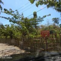 Sebidang tanah pertanian luas 2.985 m2 berikut turutannys SHM No.150 terletak di Desa Bale Brang, Kec.Utan, Kab.Sumbawa, Ptov.NTB