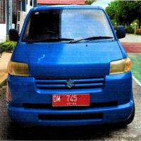 KPP Pratama Gorontalo : 1 (satu) unit Minibus Merk Suzuki Tahun 2006 di Kota Gorontalo