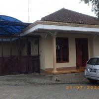 BPR MULTI ARTHANUSA: Tanah & Bangunan, SHM No.404, Luas 182 m2, di Desa/Kel. Kataan, Kec. Ngadirejo, Kab.Temanggung