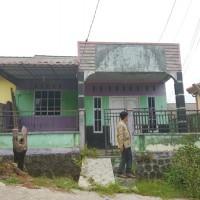 BRI PINANG - sebidang tanah luas 84 m2 berikut bangunan di Perum Bukit Galang Permai Blok H No 8 Kel. Air Raja Kota Tanjung Pinang