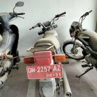 KPP Pratama Gorontalo : 1 (satu) unit Kendaraan Merk/Tipe Honda MCB Tahun 2000 di Kota Gorontalo