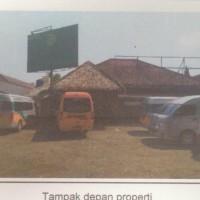 BANK MAYORA : 1 bidang tanah dengan total luas 1560 m2 berikut bangunan di Karangsari No. 5, Kel. Pasteur, Kota Bandung