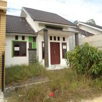 1 bidang tanah dengan total luas 131 m2 berikut bangunan di Kabupaten Kampar