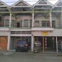 Sebidang tanah luas 241 m2 berikut bangunan diatasnya SHM 57 terletak Desa Tanjung, Kec.Rasanae, Kab. Bima, Prov.NTB