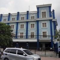BANK PANIN : 2 T/B LT.349 m2, SHGB, di Jl.Lapangan Roos Raya No.36 & 36A Blok A Ps.I, Tebet Timur, Tebet, Jakarta Selatan