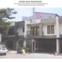 PT. Bank Panin Mksr: 3 bidang tanah dengan total luas 733 m2 berikut bangunan, SHM No.20906,21035,21309 di Kota Makassar
