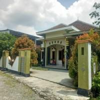 BRI Soba - 1 bidang tanah dengan luas 1615 m2 berikut bangunan sesuai SHM No. 587 di Desa Tegalgede, Kec. Karanganyar Kabupaten Karanganyar