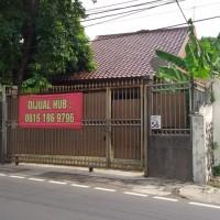 BANK COMMONWEALTH : Sebidang tanah luas 347 m2 berikut bangunan, SHGB,  di Jl.Kemanggisan Raya No.56, Palmerah, Jakarta Barat