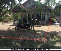 [PNMCirebon]tanah & bangunan SHM no 1667 luas 355 m2 terletak di Desa Kemurangwetan,Kec.Tanjung,Kab.Brebes
