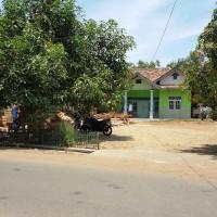 BRI Cikampek: Warsidi: Lot 1.1: TB, SHM, luas 1155 m2 di Jl Raya Cikuntul, Ds Cikuntul Kec Tempuran,  Kabupaten Karawang