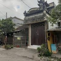 1 bidang tanah dengan total luas 100 m2 berikut bangunan di Kota Denpasar (BPR Sukawati Pancakanti)