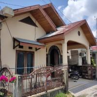 1 bidang tanah luas 112 m2 berikut bangunan di Komplek Delima Puri Q-10 Desa/Kel.  Delima Kec. Tampan, Kota Pekanbaru