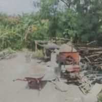 Tanah seluas 300 m2 sesuai SHM No. 6768, di Desa Tibubeneng, Kuta Utara, Kabupaten Badung (Bank Mandiri RCR Jawa II)
