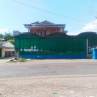 PT.BRI Kanca Kayuagung : Dua bidang tanah luas 438 m2 berikut bangunan di Desa Surya Adi Kec.Mesuji Kab. OKI