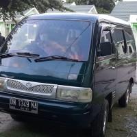 Mobil Minibus Suzuki Futura ST160, Kondisi Baik dan Prima, AC doble Blower,  Tape, Ada Dongkrak dan Kunci Roda, surat2 ada, di Kota Palu