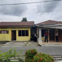 BNI Medan - 2. Tanah luas 292 m2 dan bangunannya, di Jl. Ikan Tongkol III Gg Mangga, Lingk IV, Kel. Tanah Tinggi, Binjai Timur, Kota Binjai