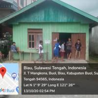 PNM: Lot 1: 1 bidang tanah dan bangunan seluas 295 m2 di Kab. Buol Prov. Sulteng