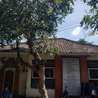 Bangunan Rumah negara Golongan III yang akan dibongkar di Kota Denpasar (Sekda Kota Denpasar)