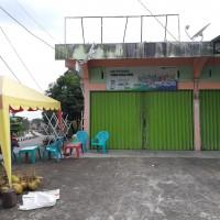 1 bidang tanah dengan total luas 165 m2 berikut bangunan, SHM 2035, Jl. Syech Ismail RT. 03/02 Desa Rambah Tengah Utara  Kecamatan Rambah