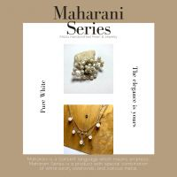 MAZA HANDCRAFTED PEARLS AND JEWELRY: 7. 1 (satu) set Maharani Series (2 item asesoris mutiara)
