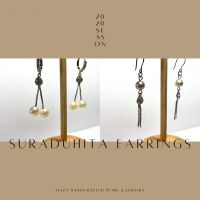 MAZA HANDCRAFTED PEARLS AND JEWELRY: 9. 1 (satu) set Suraduhita Earrings (2 item asesoris mutiara) di Kota Mataram
