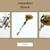 MAZA HANDCRAFTED PEARLS AND JEWELRY: 11. 1 (satu) set Asmaralaya Brooch (2 item asesoris mutiara) di Kota Mataram