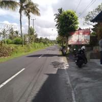 1 bidang tanah dengan total luas 450 m2 berikut bangunan di Kabupaten Badung (Tim Likuidasi PT BPR Legian)