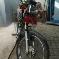 BPS Kabupaten Magelang : 1 (satu) paket barang berupa 7 (tujuh) unit kendaraan bermotor roda dua