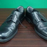 HORI: Lelang Charity Barang Preloved - Sepatu Pantofel Alpha Cubic