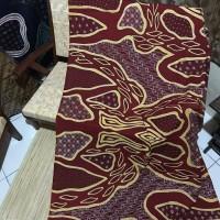 Kain Batik Tulis Abstrak Kontemporer CB-LM001 di Kota Yogyakarta