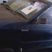 Lot 5, Mobil Toyota Kijang Kapsul KF 80 Grand Long, tahun 2001 di Kota Denpasar (BPKAD Prov. Bali)