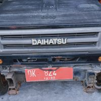 Lot 15, Mobil Daihatsu  F 69 RV ZD, Tahun 1988 di Kota Denpasar (BPKAD Prov. Bali)