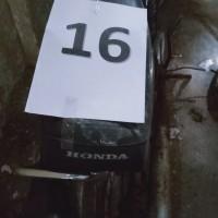 Lot 16, 5 unit  kendaraan bermotor Roda 2,  di Kota Denpasar (BPKAD Prov. Bali)