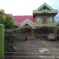 1 bidang tanah dengan total luas 595 m2 berikut bangunan di Kota Baubau