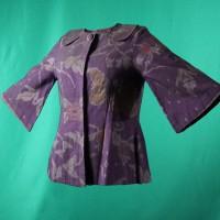 HORI: Lelang Charity Barang Preloved - Kemeja Batik merk Nena